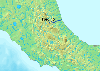 river in Italy