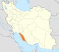Locator map Iran Bushehr Province.png