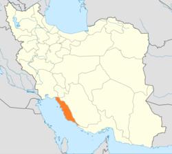 иран бушер: