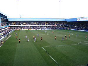 Shepherd's Bush F.C. - Loftus Road as it is today