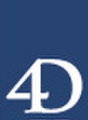 4th Dimension (software) - Image: Logo 4D