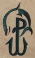 Logo - Wydawnictwo Polskie - Polowanie na potwory morskie1927 okładka.png
