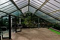 London - Kew Gardens - Princess of Wales Conservatory 1987- Ten Climatic Zones - View SSW at the Entrance.jpg