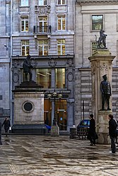 London - Statue of James Henry Greathead 1994 by James Butler.jpg