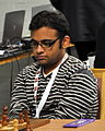 London Chess Classic 2010 Gupta 02.jpg