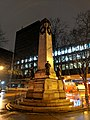 London and North Western Railway War Memorial, Euston Station, London.jpg