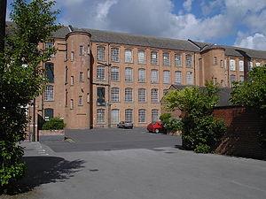 Long Eaton - Harrington Mill
