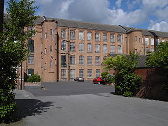 Long Eaton - Harrington Mill