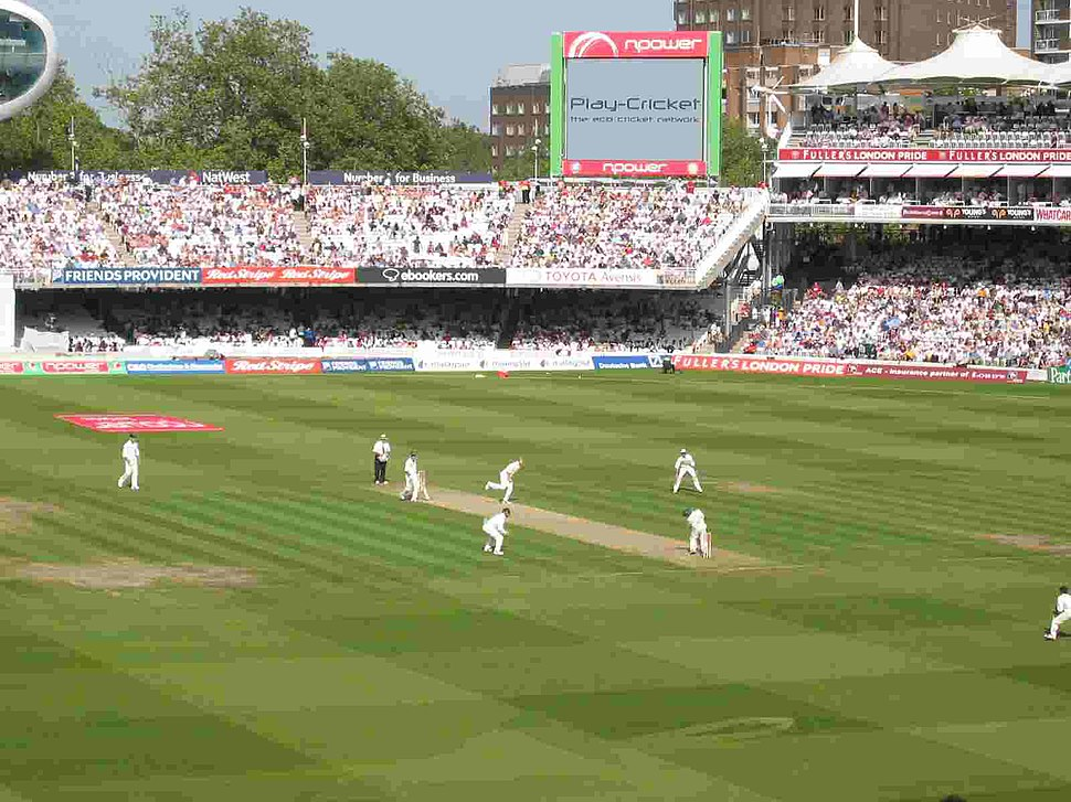 Lord's today