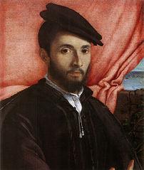 Portrait of a Young Man (Lotto, Gemäldegalerie)