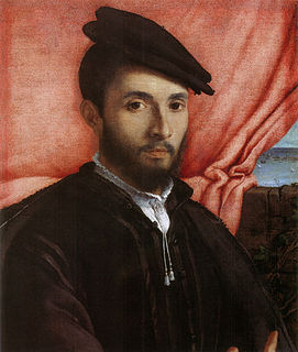 c. 1526 painting by Lorenzo Lotto