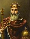 Louis-Félix Amiel - Charlemagne empereur d'Occident (742-814)