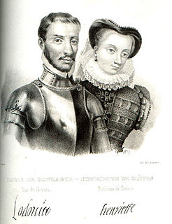 Louis Gonzaga, Duke of Nevers Duke of Nevers,  Italian-French prince
