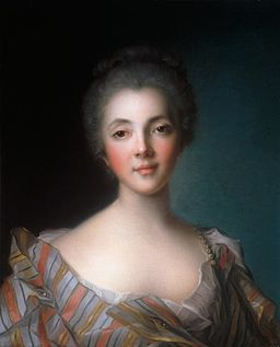 Louise Marie Madeleine Fontaine 1706-1799