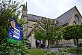 Lower Weston, Bath, church as polling station, 2015.JPG