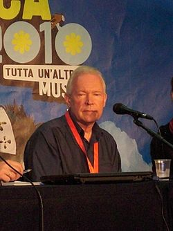 Lucca Comics 2010 - Terry Brooks 03.jpg