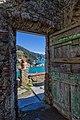 Luci e colori del paradiso dei frati - Convento Frati Cappuccini Monterosso al Mare - Cinque Terre.jpg