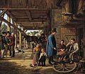 Ludwig August Most - Dorfkrug mit Stellmacherwerkstatt (1830).jpg