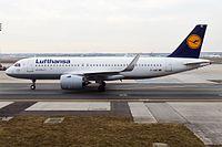 D-AINE - A20N - Lufthansa