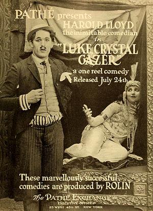 Luke, Crystal Gazer - Image: Luke Crystal Gazer