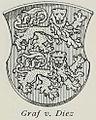 Luthmer III-000b-Wappen Graf von Diez.jpg