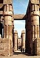 Luxor-Tempel-36-Blick aus Saeulenhof Amenophis' III-1982-gje.jpg