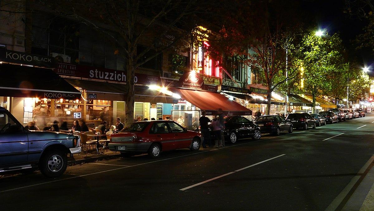 Italian Restaurant Melbourne Gondolas