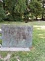 Lyon 6e - Parc de la Tête d'Or, plaque du 22ème G7, en 1996.jpg