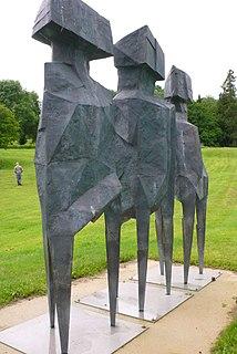 <i>The Watchers</i> (sculpture)