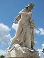 Médée 1893 1896 marbre Paris Jardin des Tuileries- Paul Gasq 1860-1944.jpg