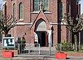 Mülheim an der Ruhr, Speldorf, Lutherkirche, 2018-04 CN-03.jpg