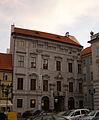 Měšťanský dům (Malá Strana), Praha 1, Malostranské nám. 12, Malá Strana.JPG