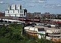 MBTA Commuter Rail trains at Cabot Yard.jpg