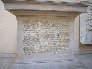 rostral columns of Gaius Duilius