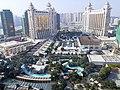 MC 澳門 Macau 萬豪酒店 JW Marriott Hotel room 28th Floor view November 2019 SS2 07.jpg