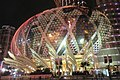 MC Macau 澳門葡京酒店 New Grand Casino Hotel Lisboa Macau night March 2019 IX2.jpg