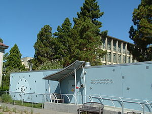 Helen Wills Neuroscience Institute - fMRI trailer at the University of California, Berkeley