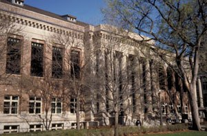 University of Minnesota Supercomputing Institute - MSI Walter Library