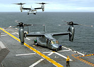 MV-22Bs on USS Wasp