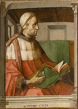 M Tullio Cicer (Cicerone) - Studiolo di Federico da Montefeltro