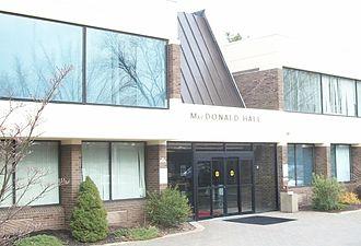 Union County College - MacDonald Hall