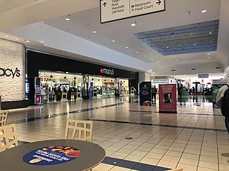 The Mall at Prince Georges - The Macys at The Mall Of Prince Georges in 2019