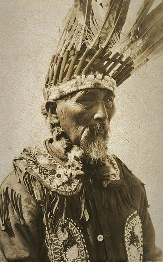 Pit River Tribe - Istet Woiche, tribal historian of the Madesi tribe, one of the bands of the Pit River Tribe
