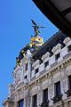 Madrid. Metrópolis building. Gran Vía street. Spain (2850970649).jpg