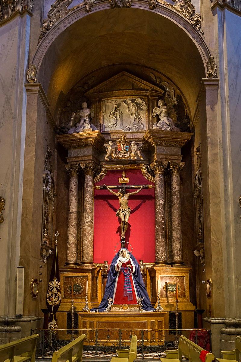 Madrid - Basílica Pontificia de San Miguel - 130202 112711.jpg