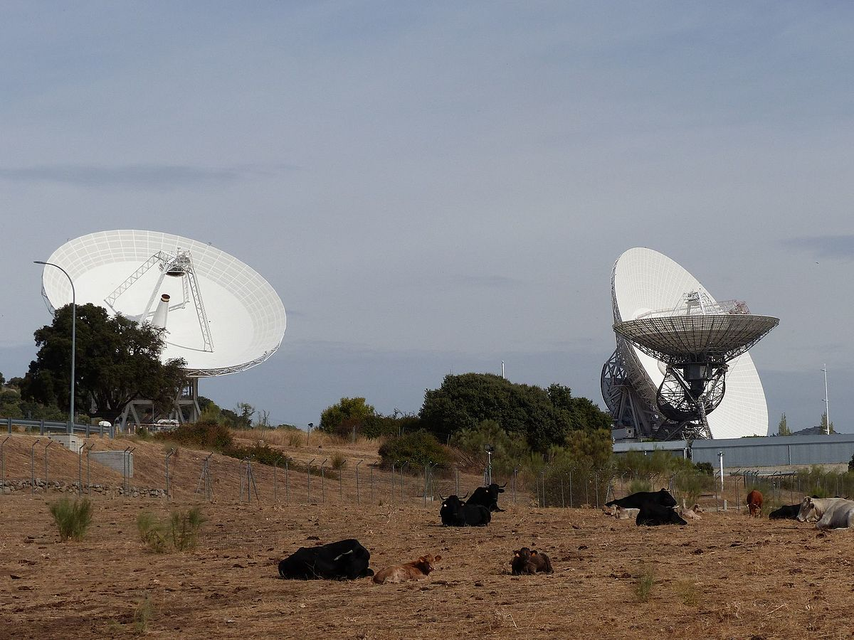Deep space network wikipedia - Space madrid ...