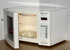Die Erste Mikrowelle