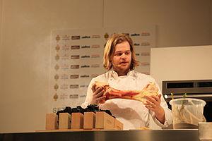 Magnus Nilsson (chef) - Magnus Nilsson, at Identità Golose 2011