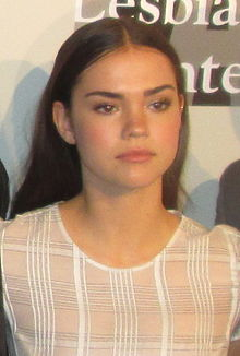 Maia Mitchell 2014 (cropped).jpg