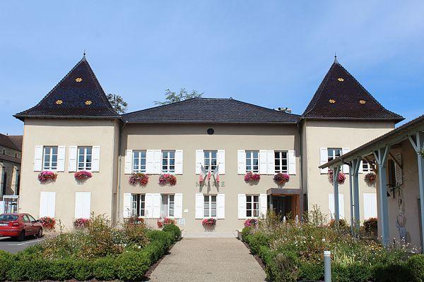 Photo de la ville Grièges